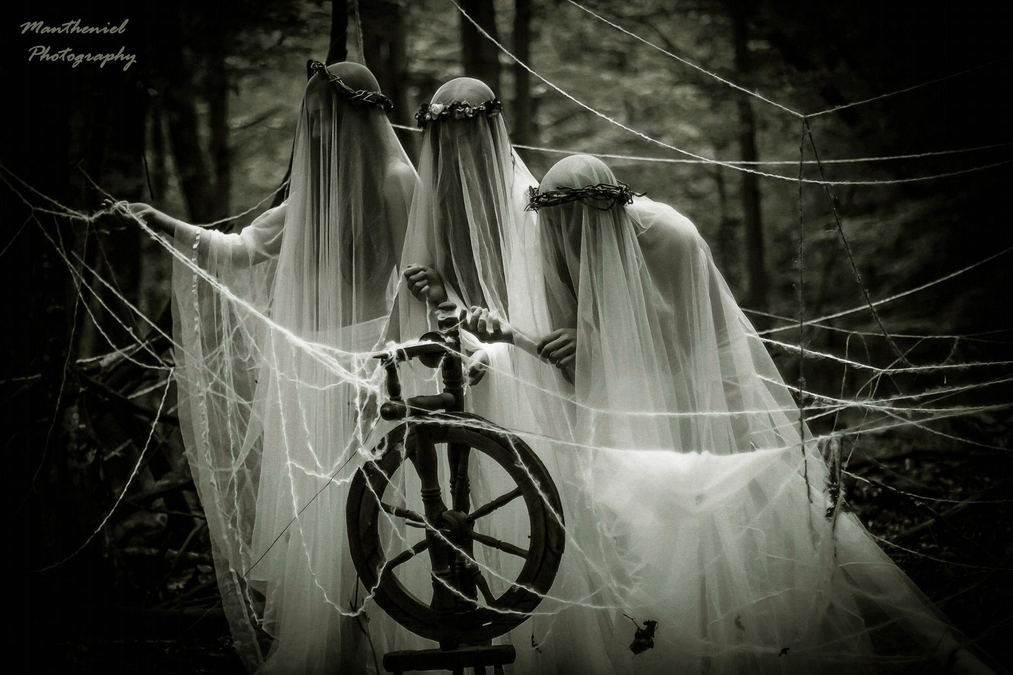 In Norse viking -mythology......The Three Norns~The Three ...