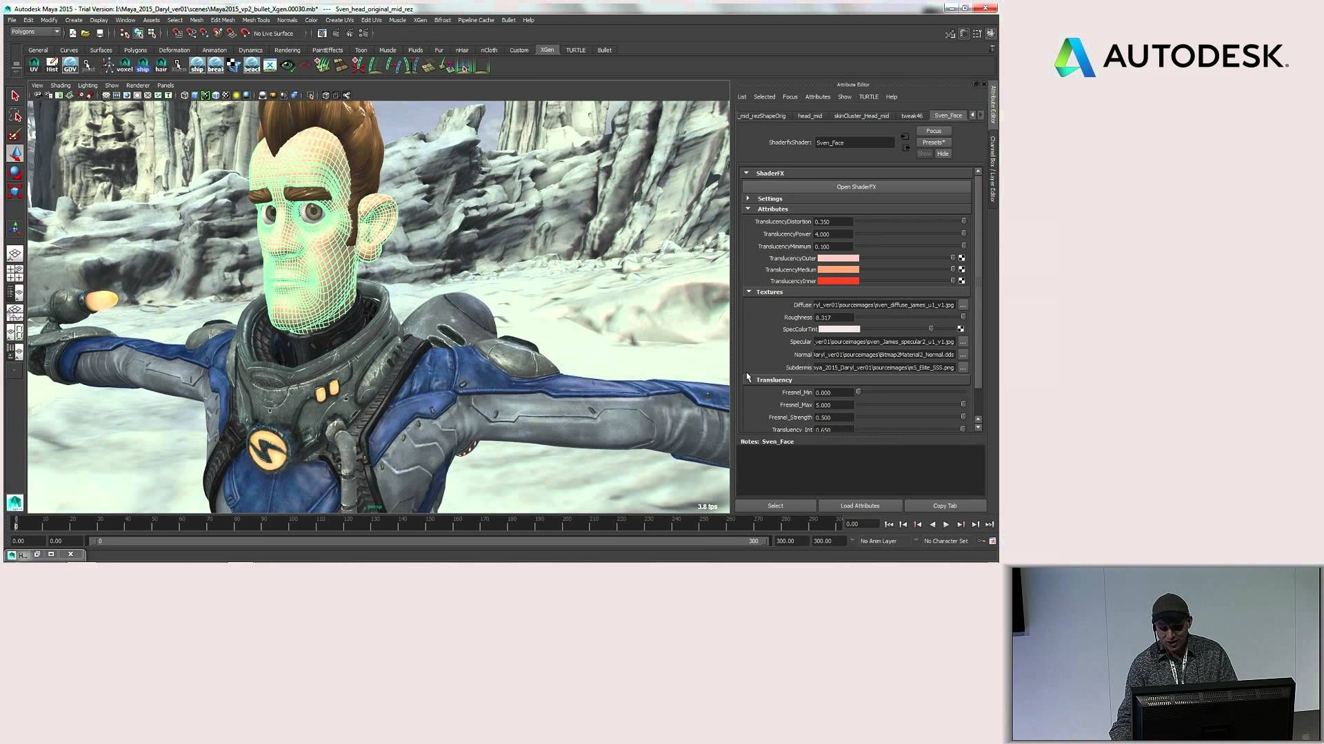 What's New in Autodesk®  Maya® 2015 Entertainment Creation Suite