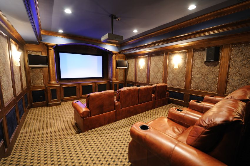 90 Home Theater Media Room Ideas Photos Home Theater