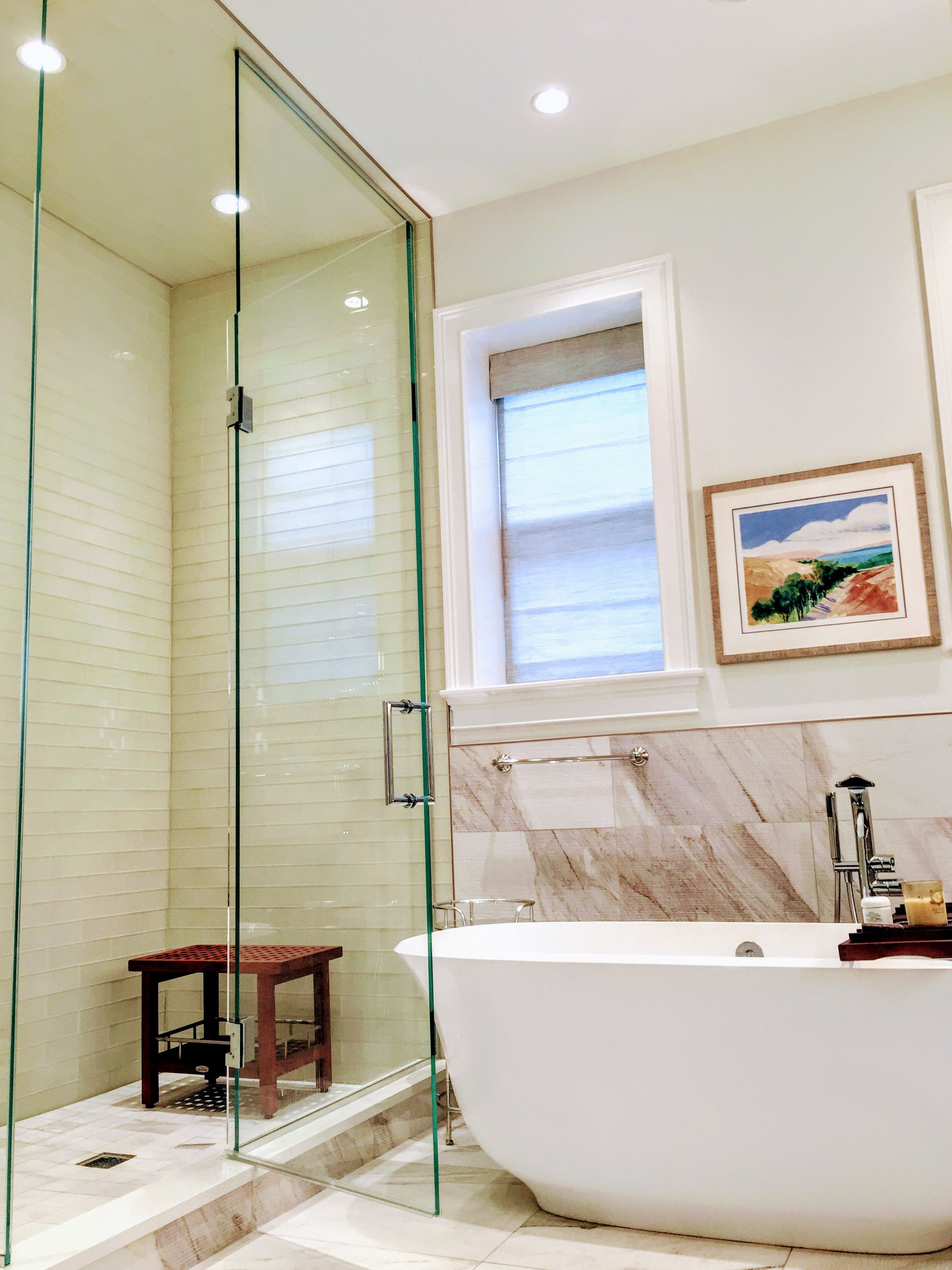 Beautiful bathroom design for a remodeled home in Chicago, 1/2 ...