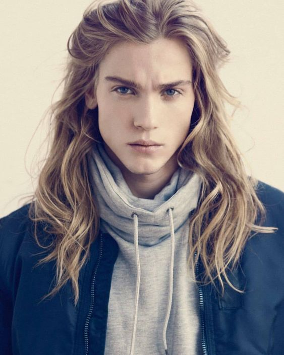14 Coolest Long Hairstyles for Men + Quick Hair Growth Tips & Styling Guide | Me... - Long hair styles men - Dayko Blog