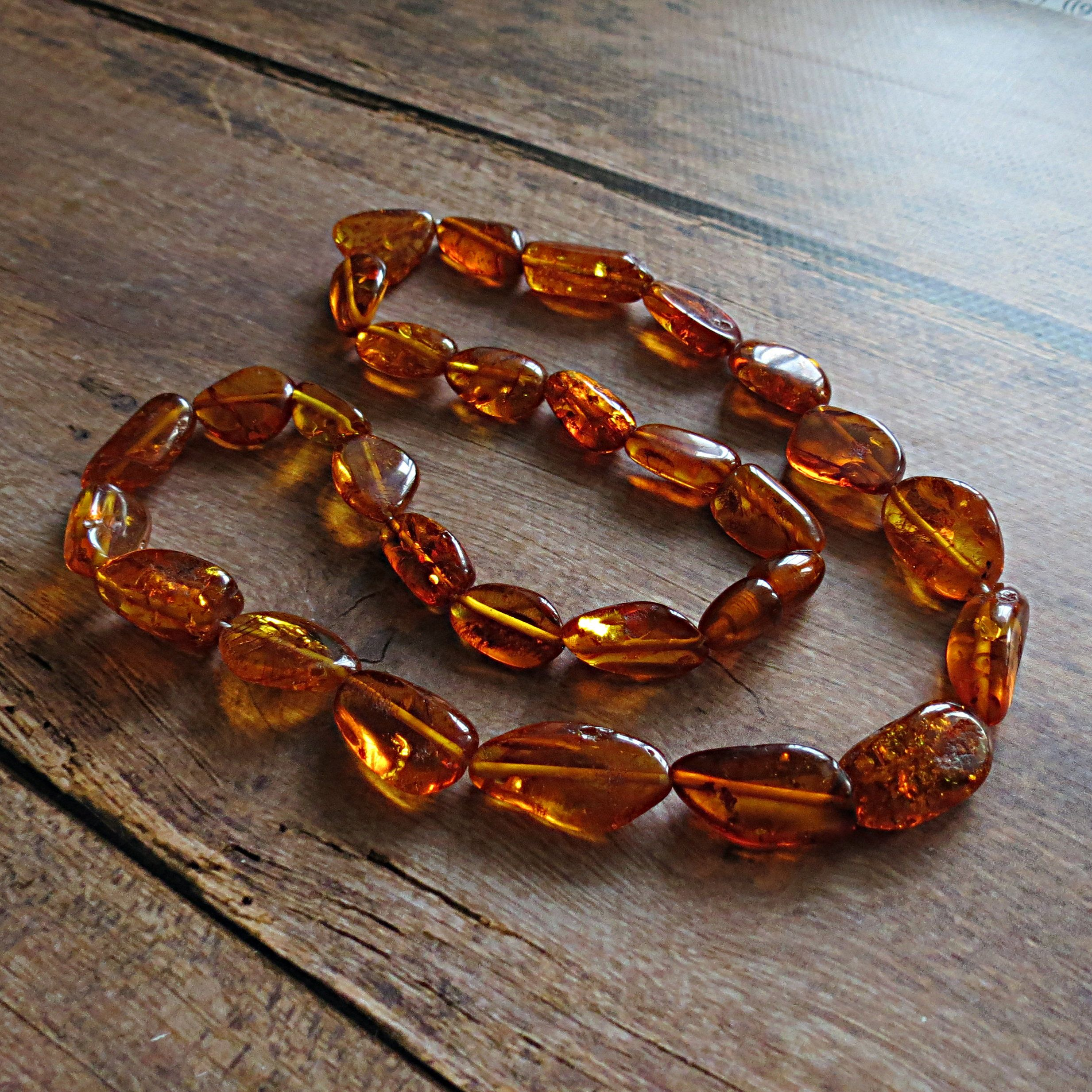 Women Amber Jewelry Amber Gift Bernsteinkette Natural Amber Necklace for Women Multicolor Baltic Amber Necklace Natural Amber Beads
