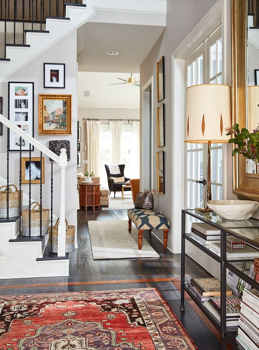 Home tour natalie nassarus layered family home stylists she s