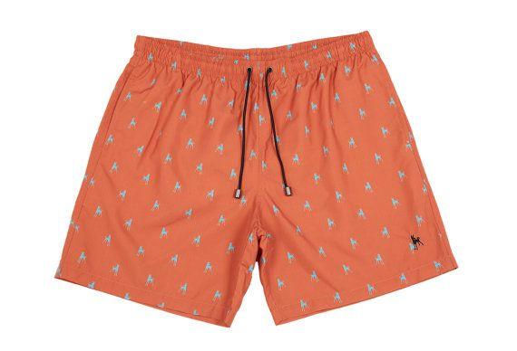 ON SALE Orange The Hound Men's Swimwear / Swim Trunks / Surf Swim Briefs / Mens Clothing k5SzFIye