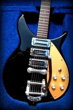 Rickenbacker 325 The Ed Sullivan Show model