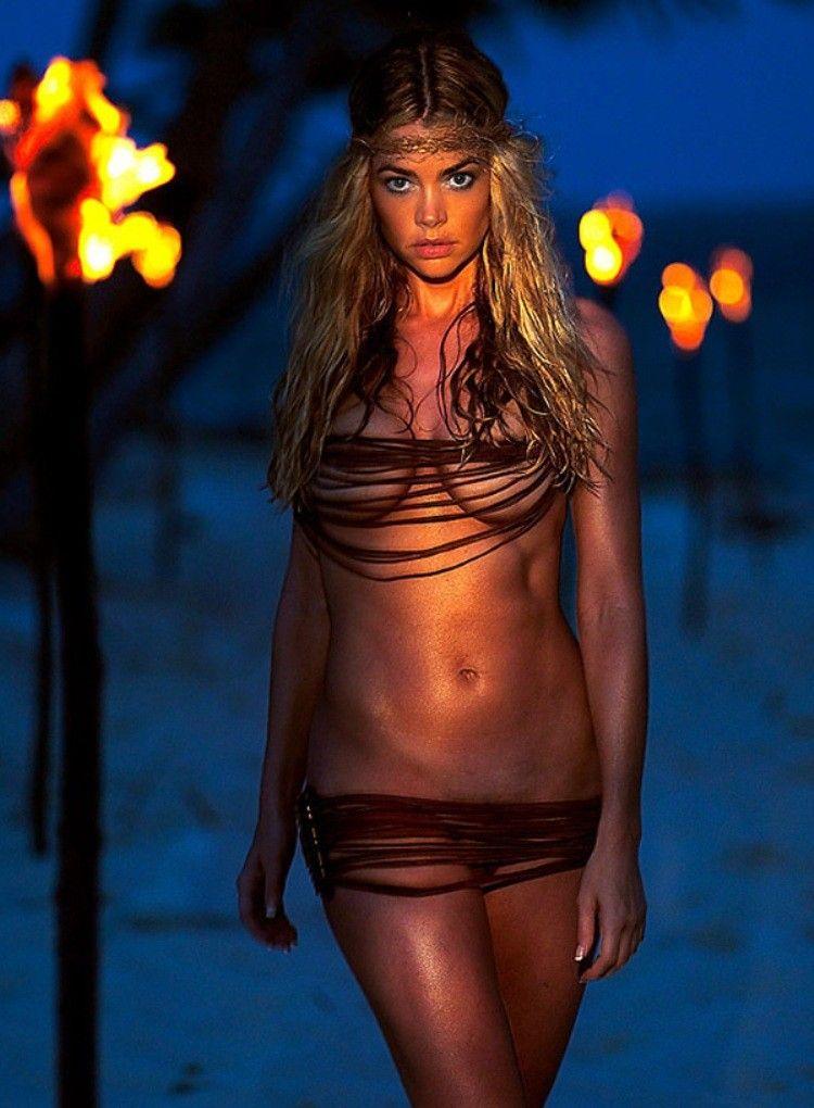 Alicia richards nude