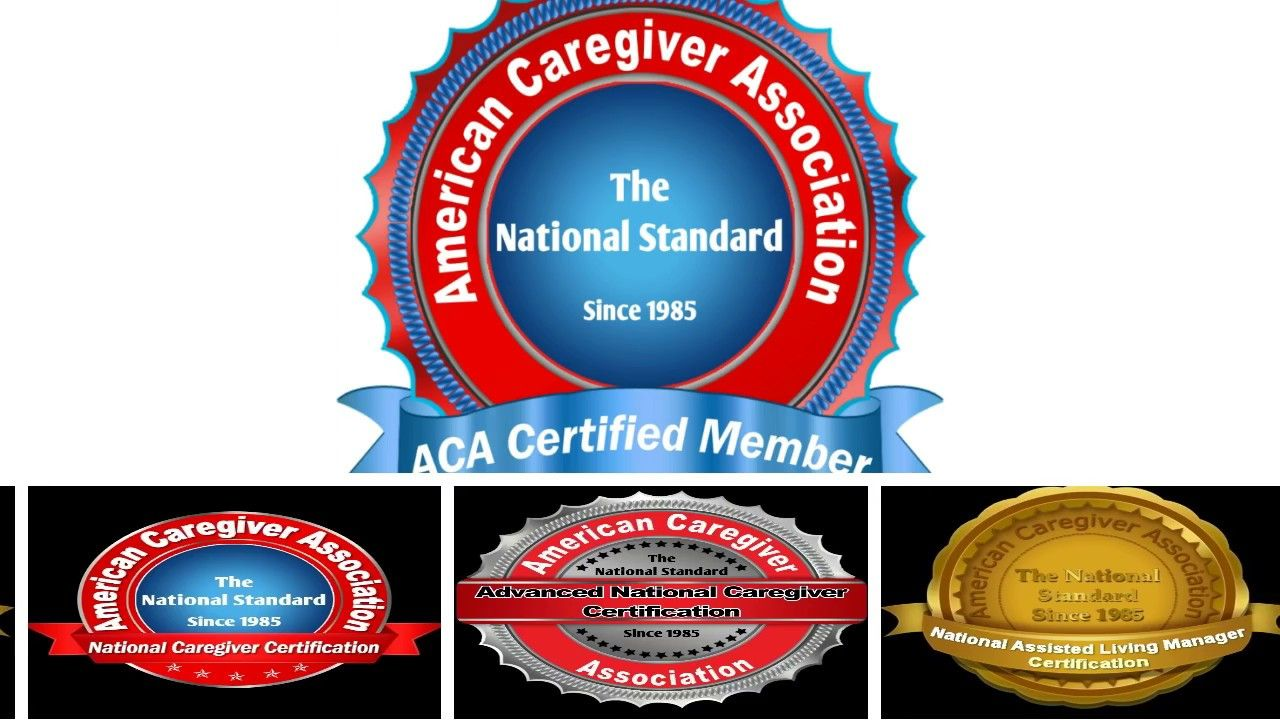 Caregiver Certification Bundle 199 American Caregiver