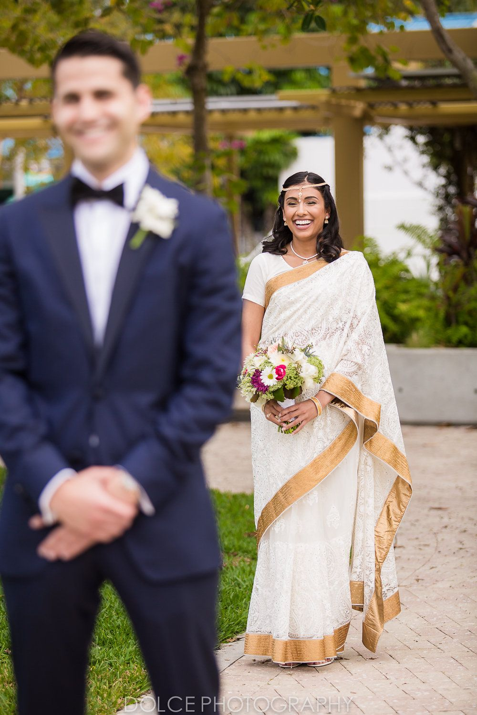 Meera Michaels Hindu Jewish Double Wedding