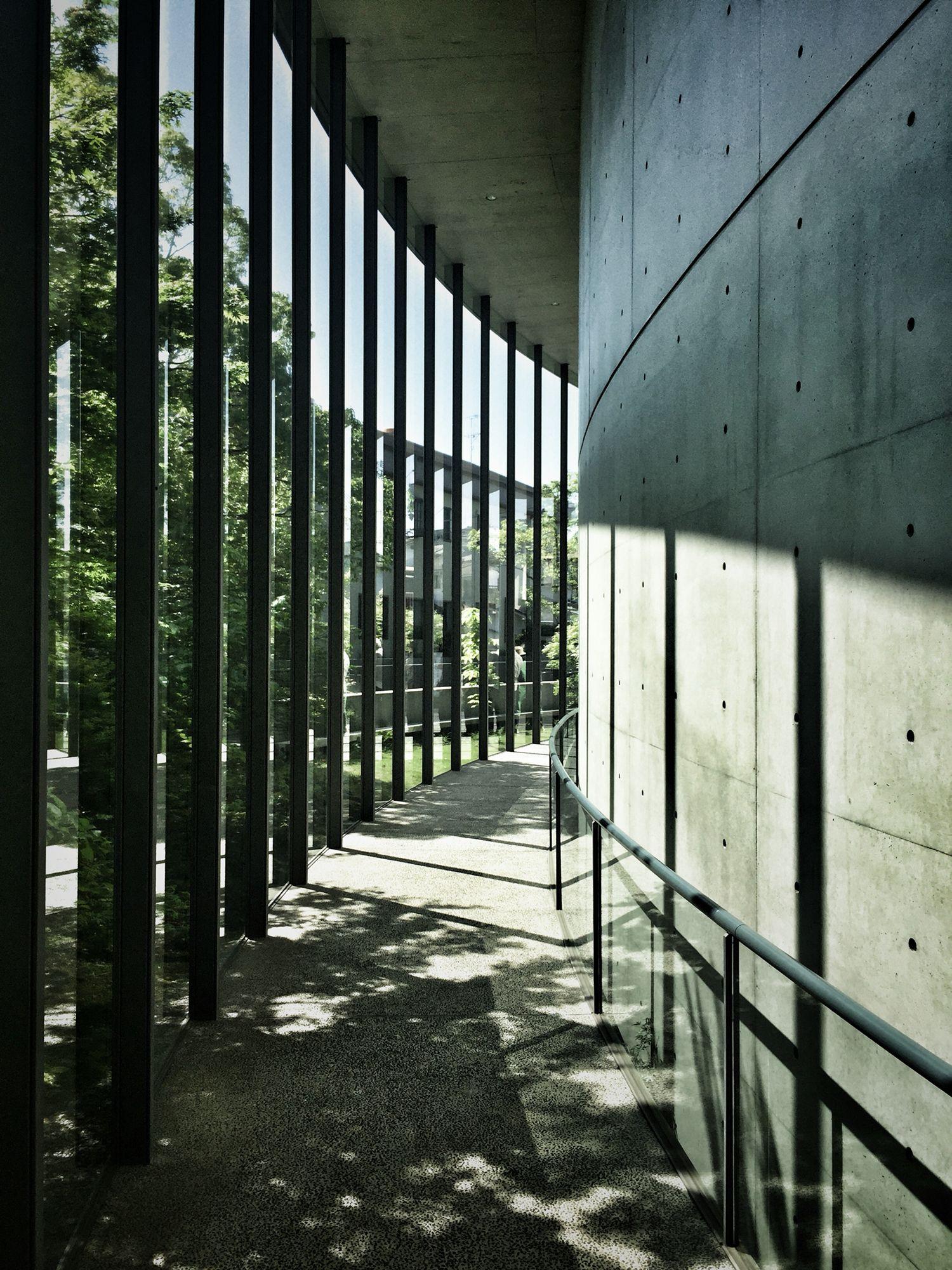 Shiba ryotaro memorial museum by tadao ando tadao ando licht - Japanische innenarchitektur ...