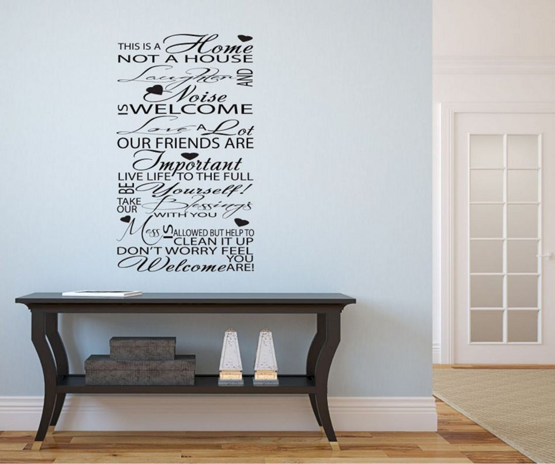 farmhouse quote Wall Decals It was always you Vinyl decals