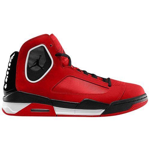 Jordan Flight Luminary Gym Red/Black/White