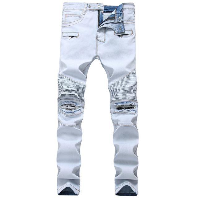 Item Type Jeans Gender Men Material Denim Decoration Pleated