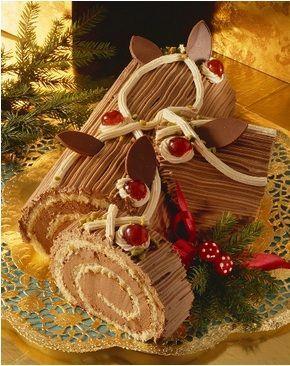 Tronchetto Di Natale Bimby.Tronchetto Natale Bimby Libri Bimby Ricette Natale E Dolci Bimby