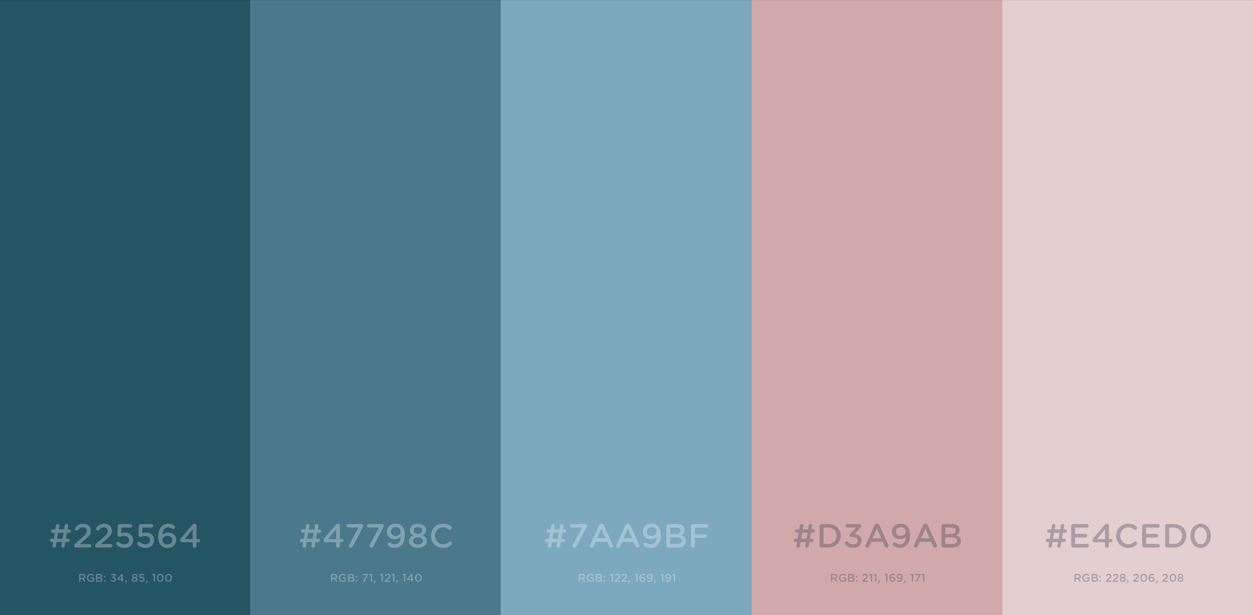 Cold Sea - Color Palette By Tastethevenom On Coolorsco