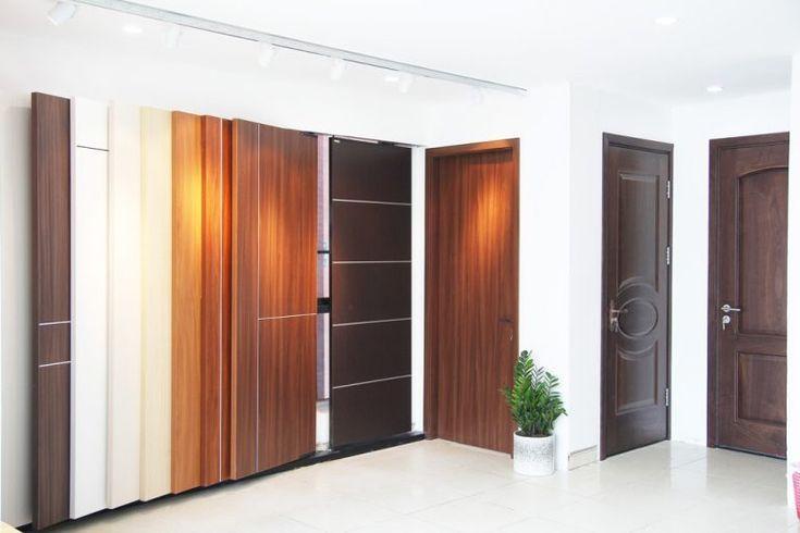 Quotation for industrial wooden doors in Hanoi