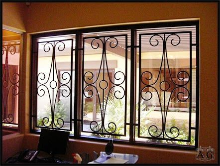 Image Result For Ideas Extra Burglar Proof Window Guard