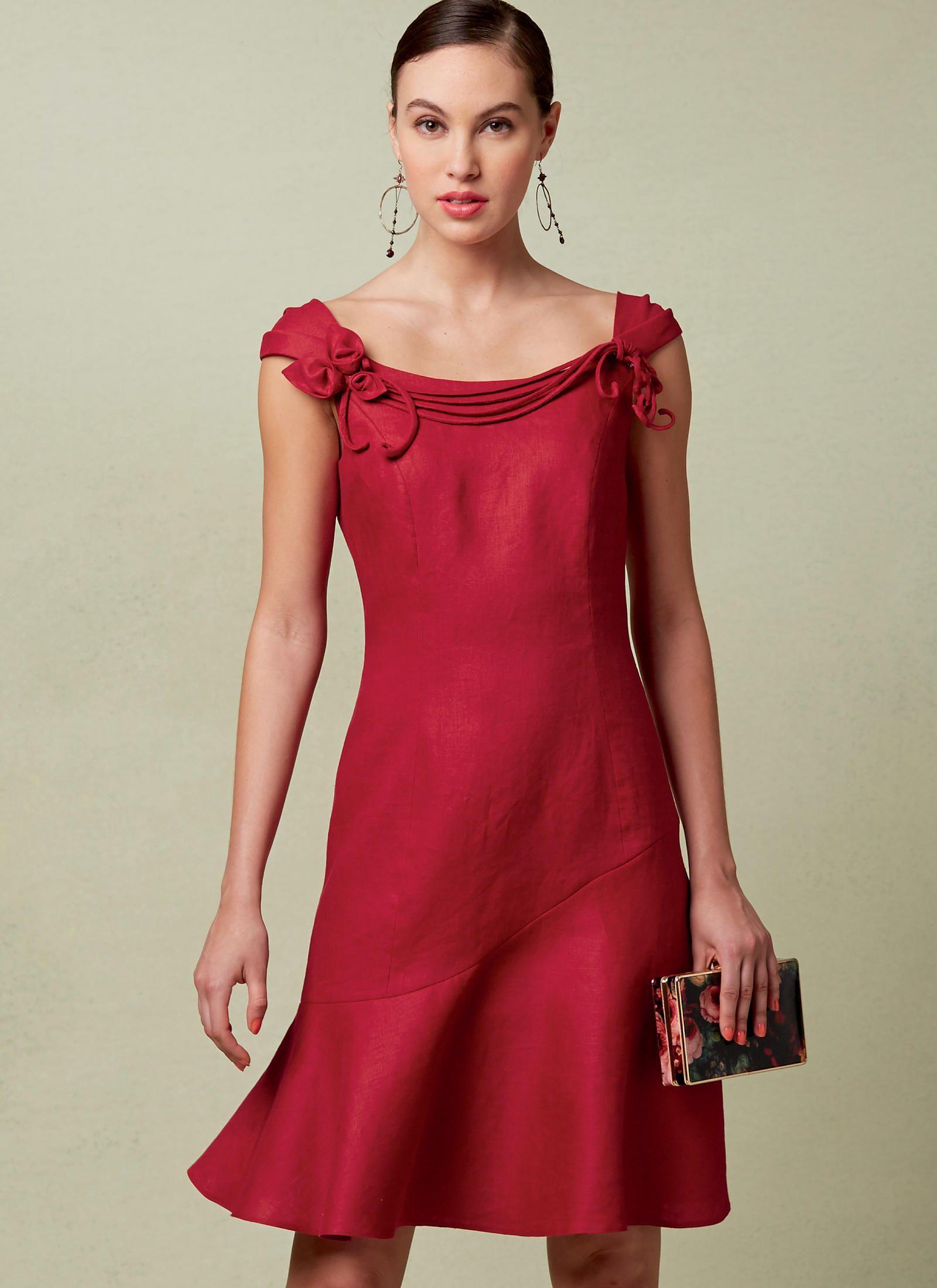 V1542 | Vogue Patterns | Sewing Patterns | Pattern Me Pretty ...