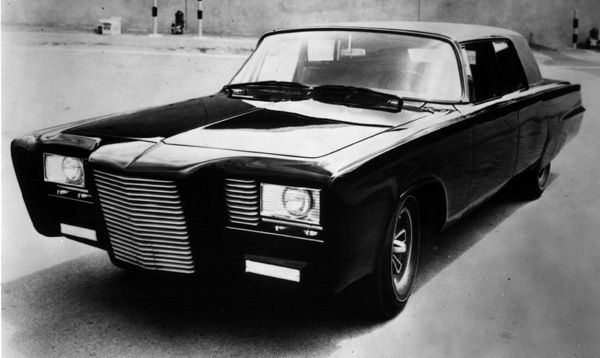 Black Beauty Is A 1966 Chrysler Imperial With Images Black