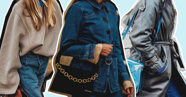Shop The Street Style: New Season Denim | Free visa gift