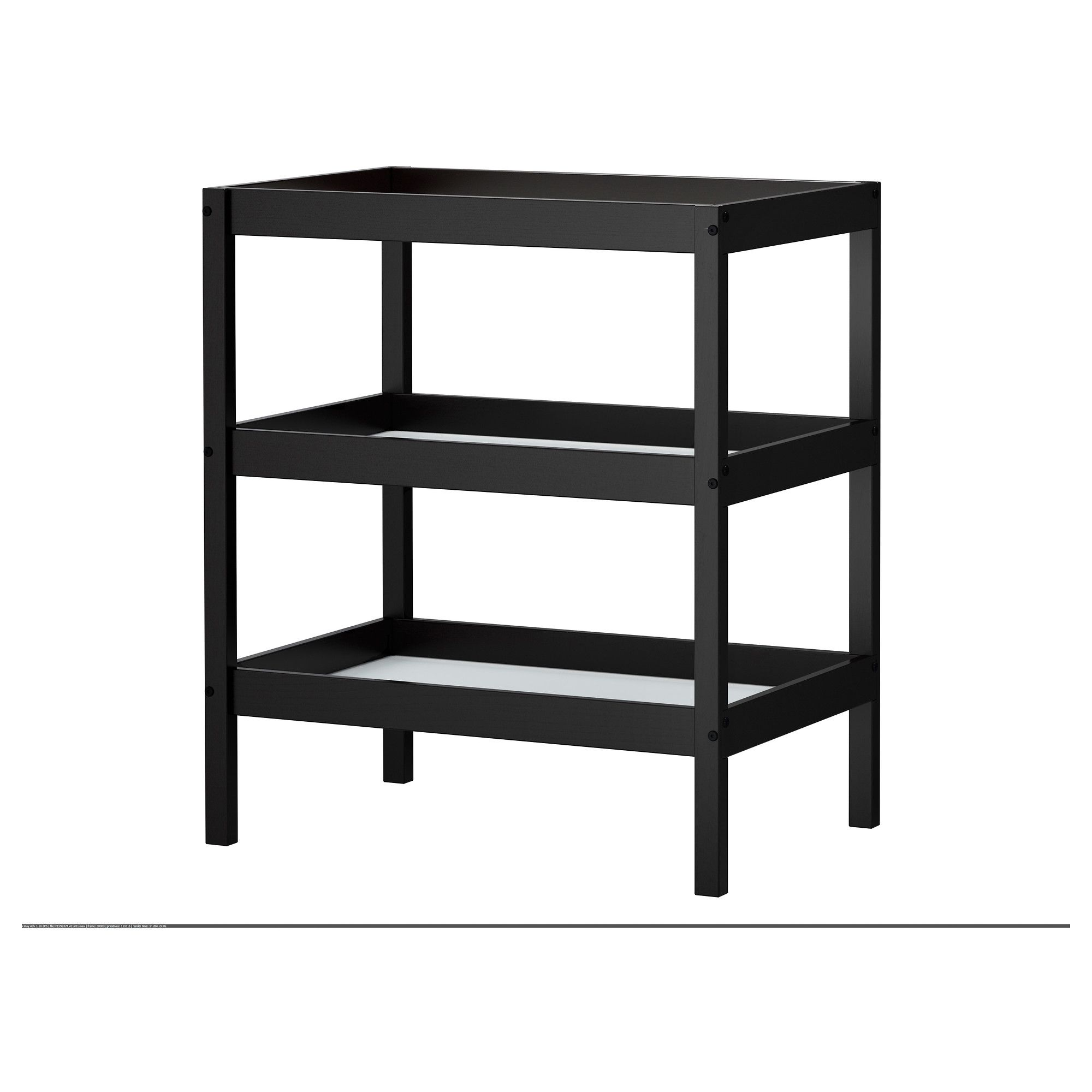 its a changing table from ikea but i want to use it as a drink station in my living room. Black Bedroom Furniture Sets. Home Design Ideas