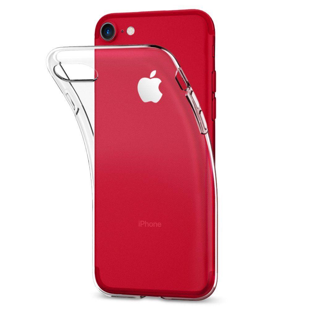 coque iphone 8 semi transparente