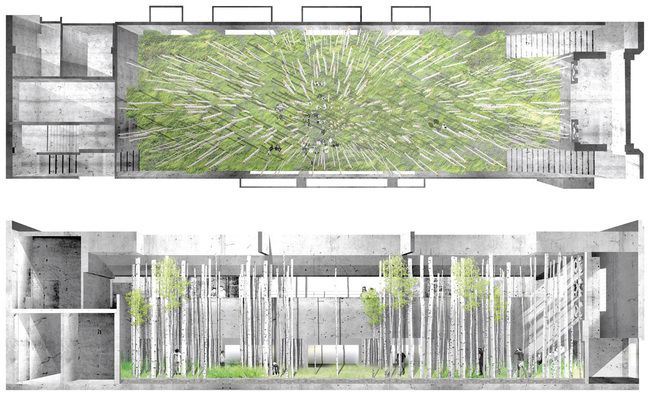 54Jeff ideas competition winners | Gallery | Archinect