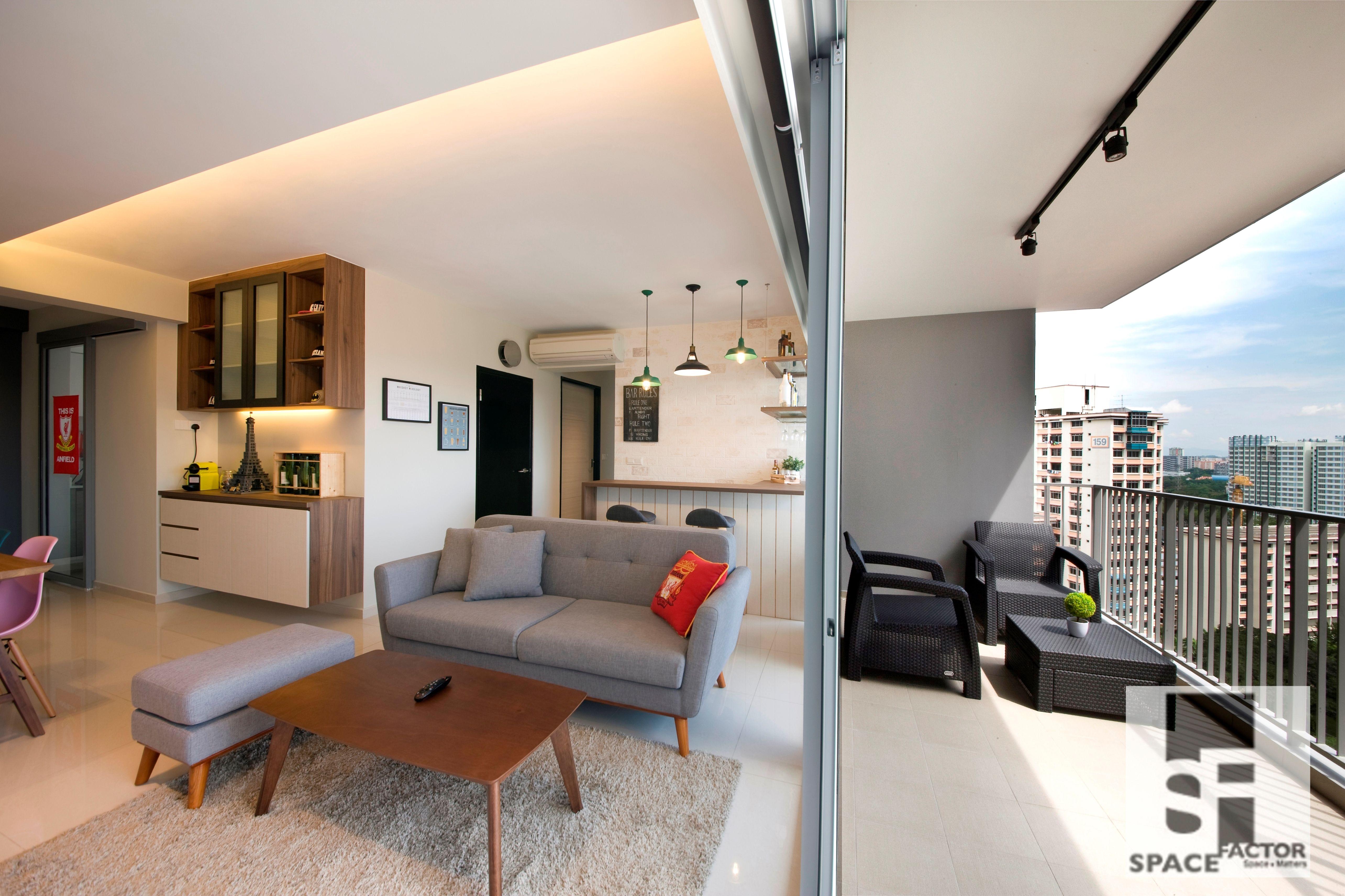living room balcony design spacefactor livingroom