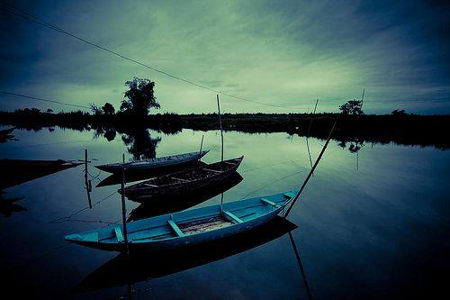 Lone Boats