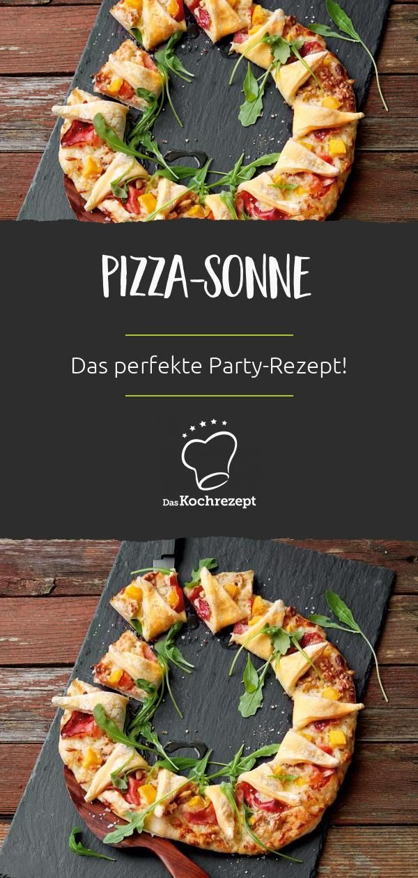 Photo of Pizza-Sonne