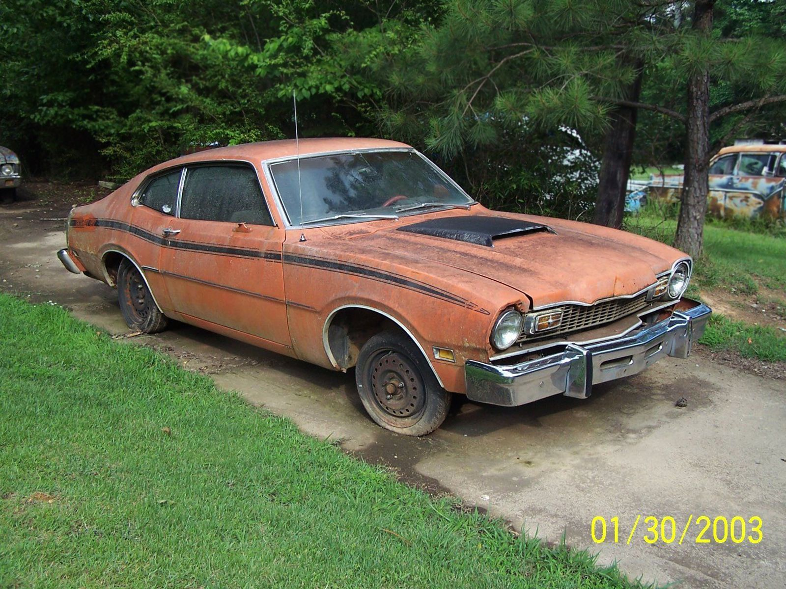 302 V8 Manual Transmission 1974 Mercury Comet Gt Comet Barn