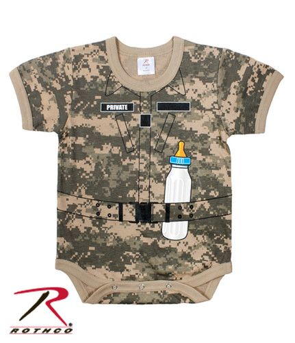 SOLDIER UNIFORM Army Kids Camouflage Military Funny Camo