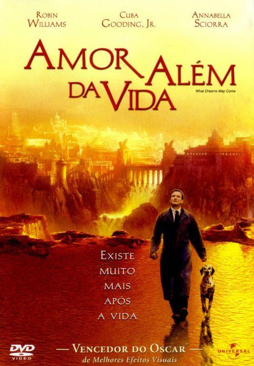 Um Filme De Vincent Ward Com Robin Williams Max Von Sydow Chris