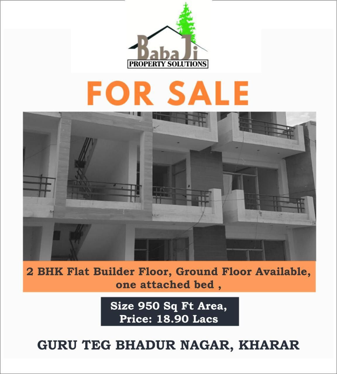 Pin By Babaji Property Solutions On Houses In Kharar Homes In
