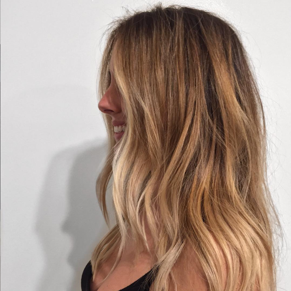 The Most Flattering Hair Colors For Warm Skin Tones Olive Skin Blonde Hair Hair Color For Warm Skin Tones Olive Skin Tone Hair Color