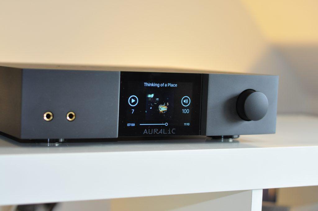 Auralic Vega G2 Streaming DAC HiFi Review Vega, Streaming