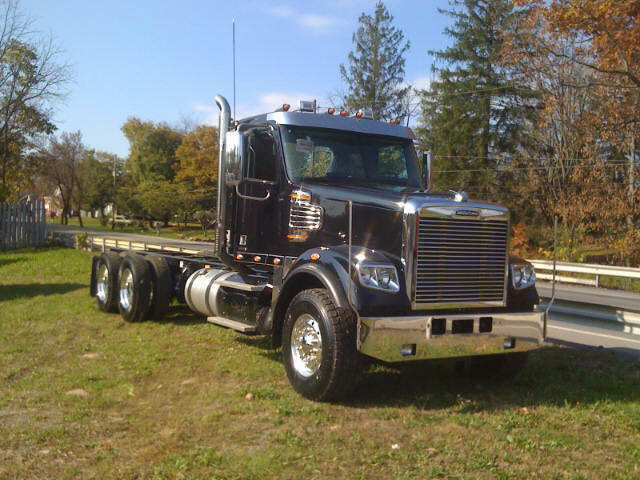 2012 Freightliner Cab Chassis Coronado For Sale Price Freightliner Freightliner Trucks Cool Trucks