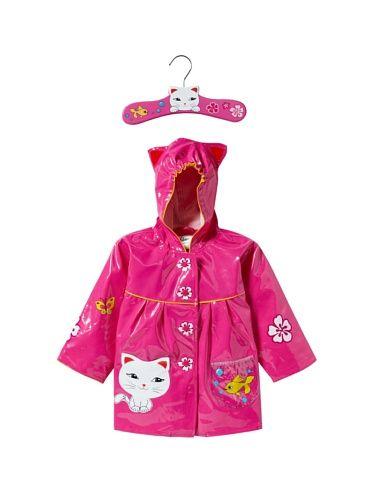 Kidorable Lucky Cat Raincoat