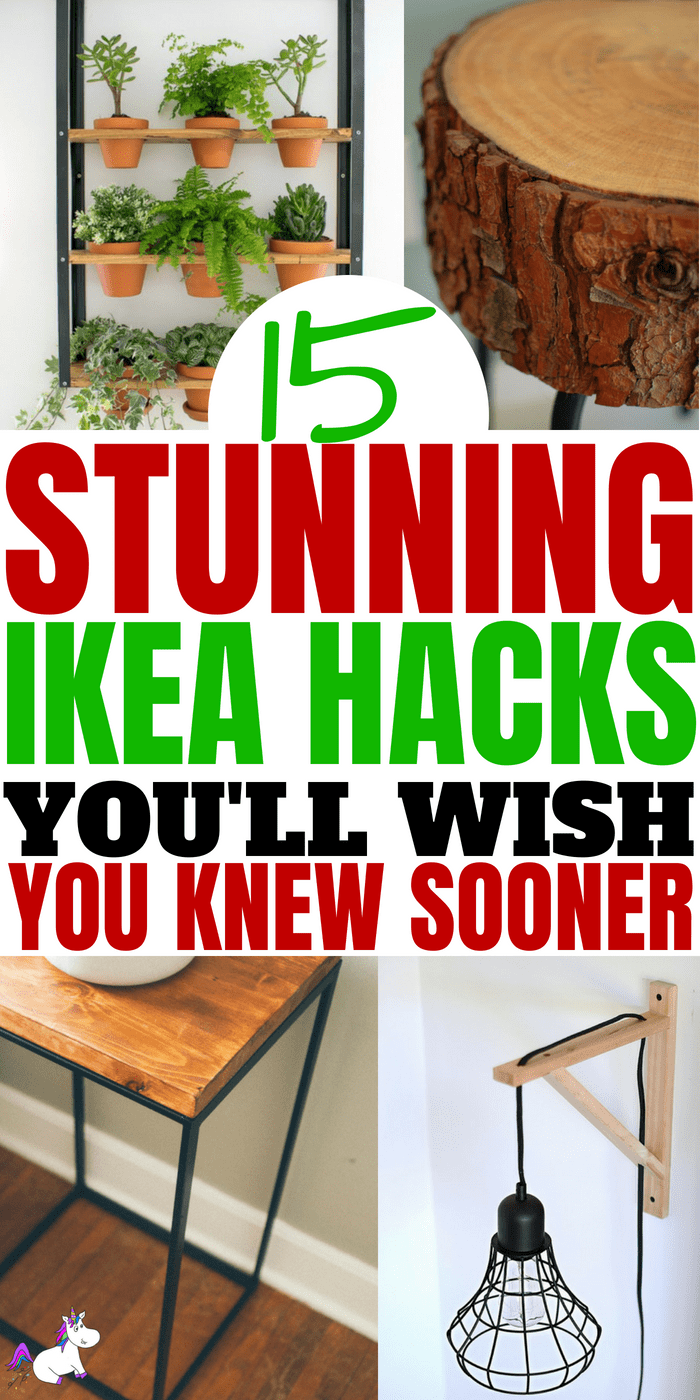 15 DIY Hacks From Ikea You Can Do On A Tiny Budget | ***Bloggers ...