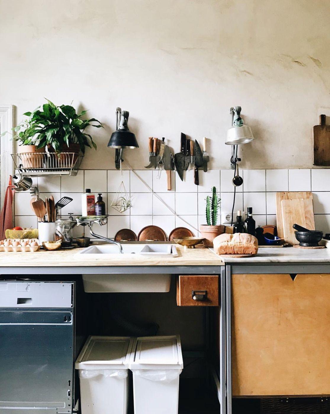 Home By Theodora Melnik Wohnung Kuche Kuche Gestalten Kuchen Ideen