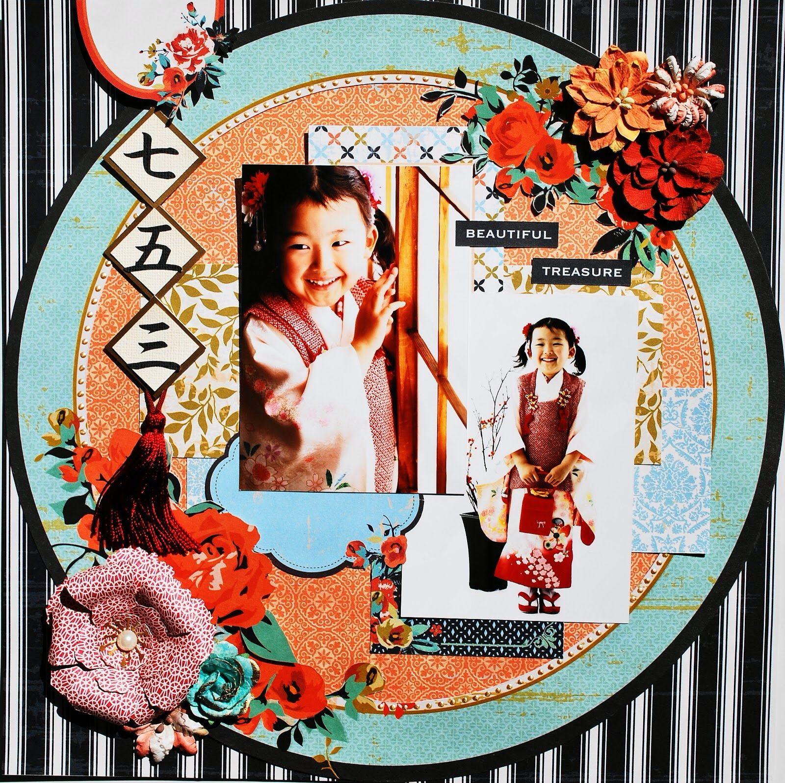 七五三 girl's ceremony -