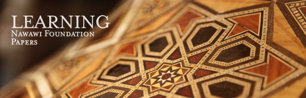 nawawi foundation: learning, articles...