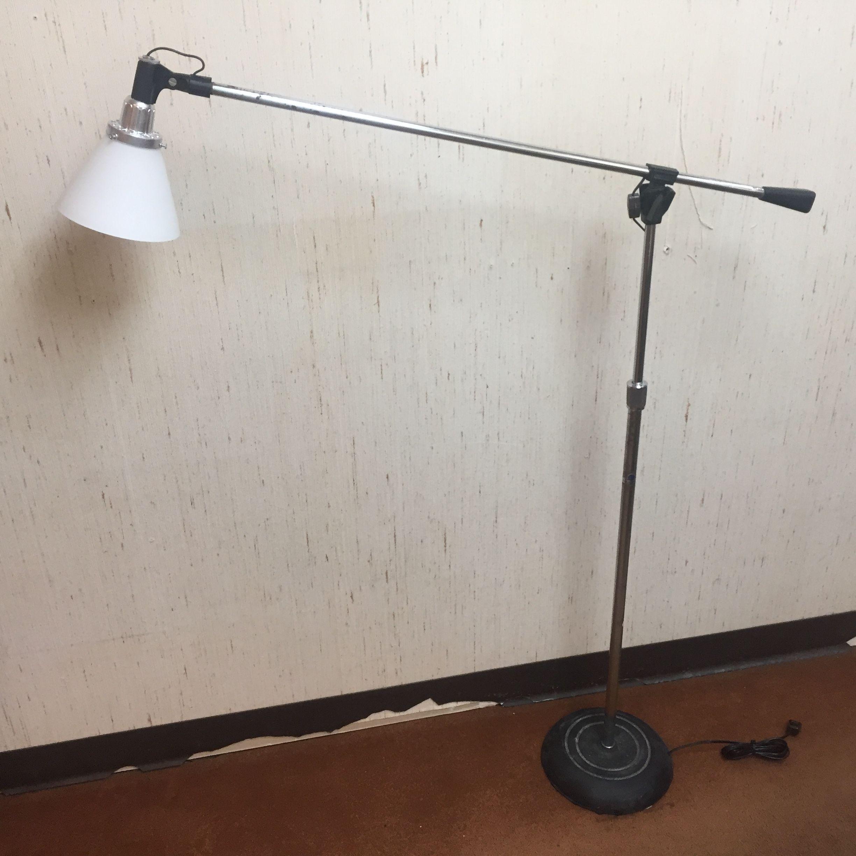 Microphone Stand To Floor Lamp Lamp Floor Lamp Light Fixtures