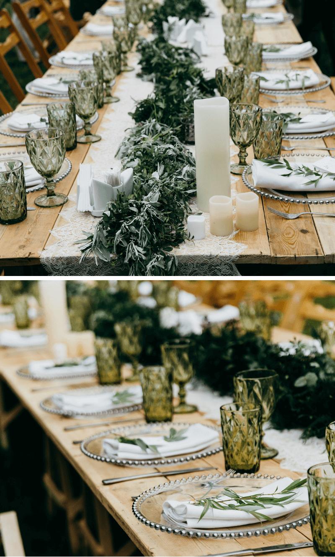 35 originelle Tischdeko Ideen für die Hochzeit