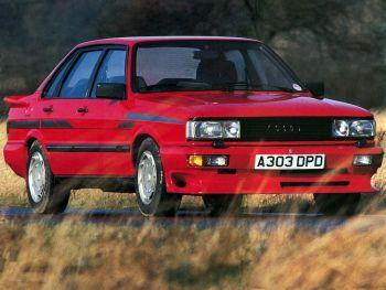 Treser Audi 80 Quattro Uk Spec B2 1983 84 Ac Schnitzer