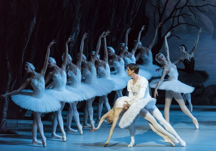 Romance Magic And Tragedy In The Classic Swan Lake Ballet Swan Lake Ballet Swan Lake Famous Ballets