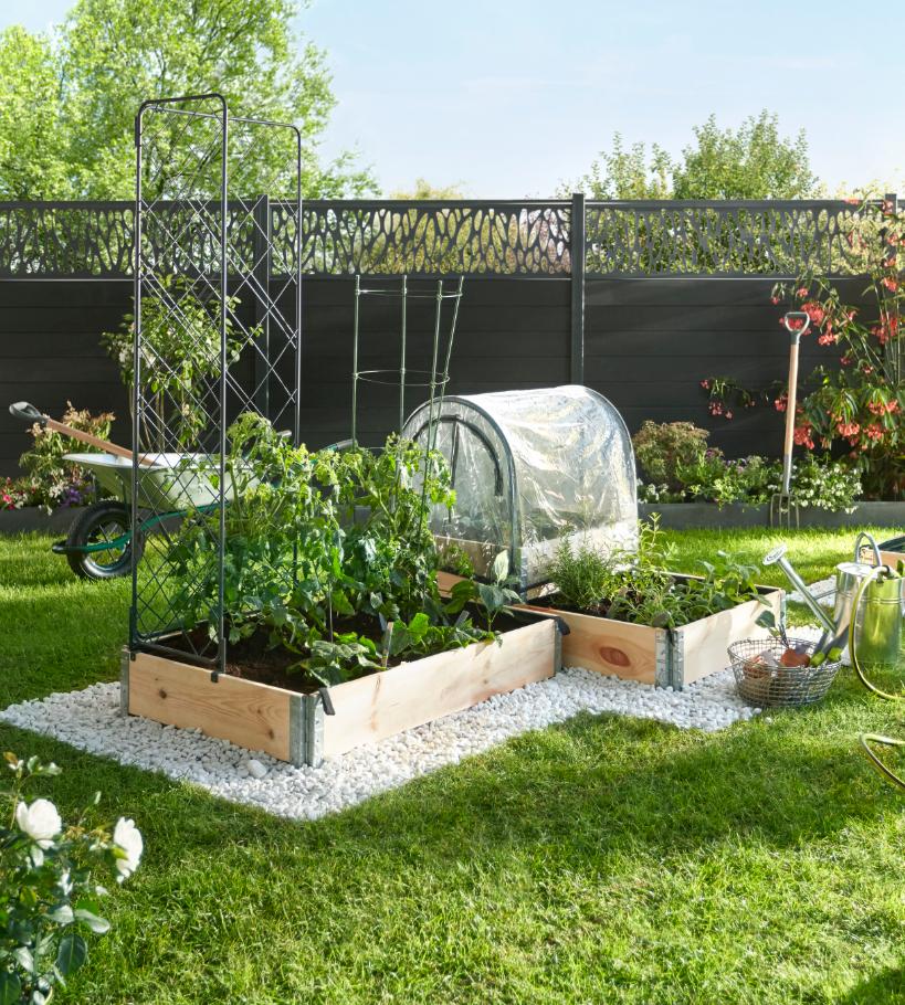Le potager Kitchen Garden : une solution modulable qui s ...