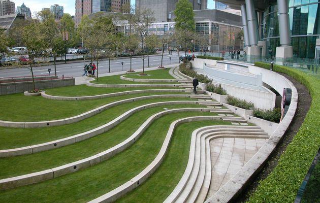 Modern Urban Landscape Architecture dk | durante kreuk ltd. | landscape architecture - projects