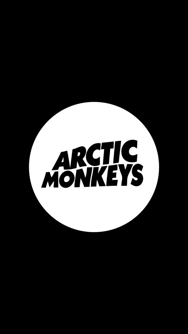 Made This Arctic Monkeys Wallpaper For IPhone 5