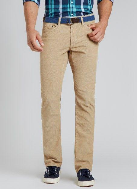 men's shirts that go with khaki pants | belt | a good look | Pinterest
