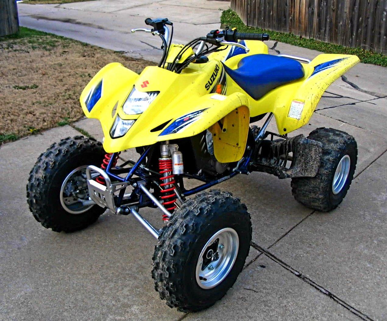 2007 Suzuki Quadsport LTZ400